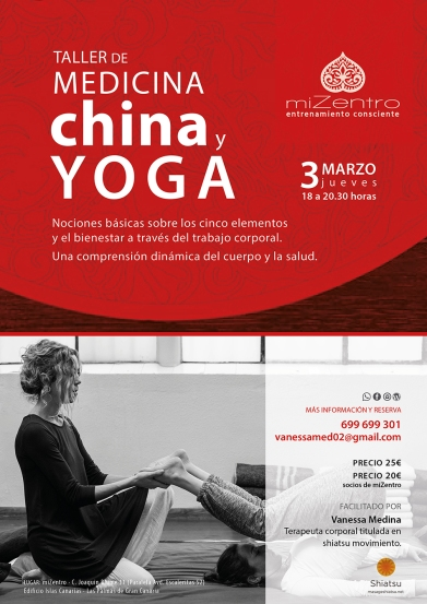 cartel taller medicina china- marzo16